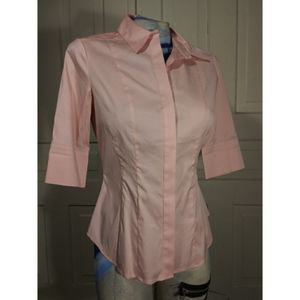 NWT WHBM shirt top blouse White House Black Market